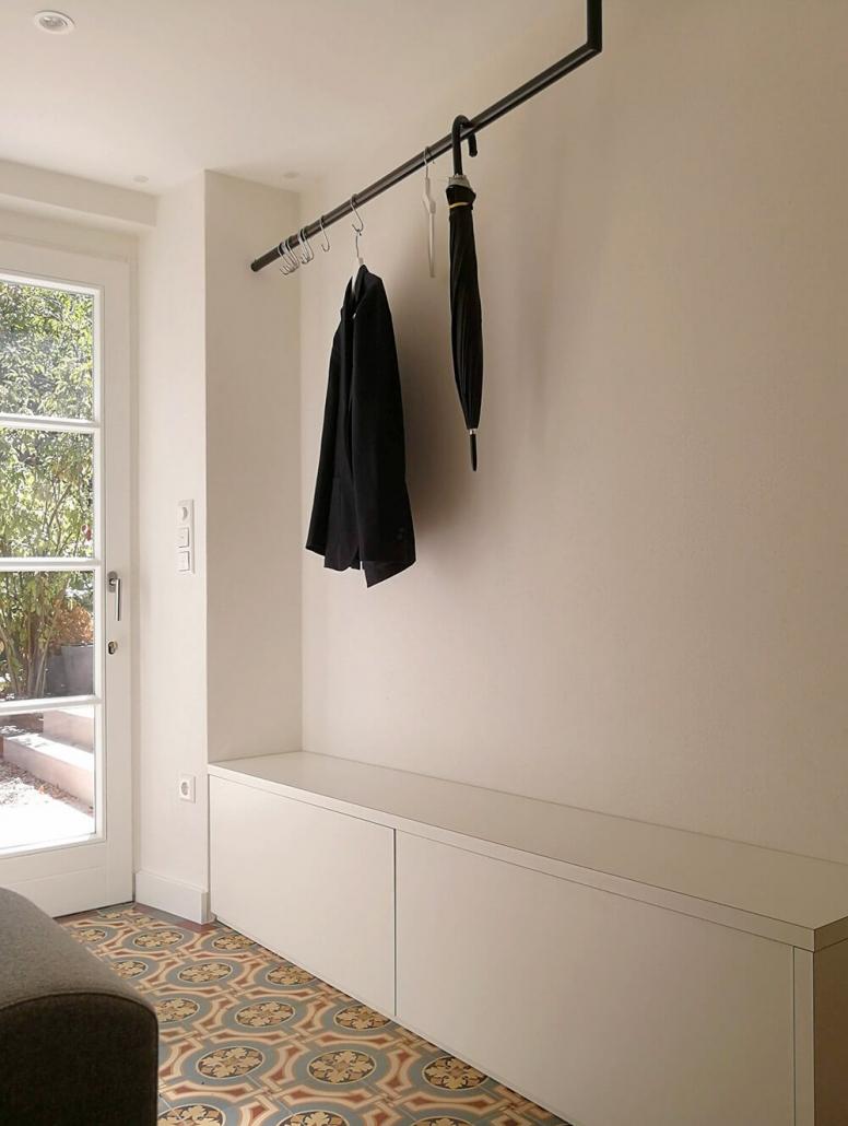 Exemple de meuble sur mesure