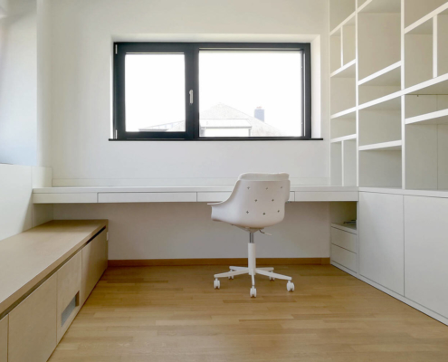 chambre pour étudier